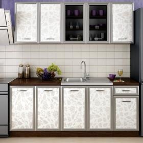 Кухненски комплект Регал - цвят флауърс гланц
