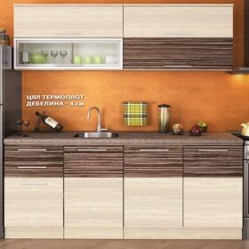Кухненски комплект Тренто Дуо - цвят пясъчен дъб