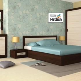 Болеро - спален комплект,пясъчен дъб
