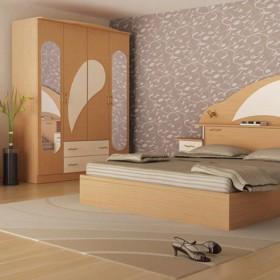 Роси - спален комплект